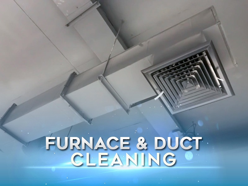 Furnace and Duct Cleaning St Albert