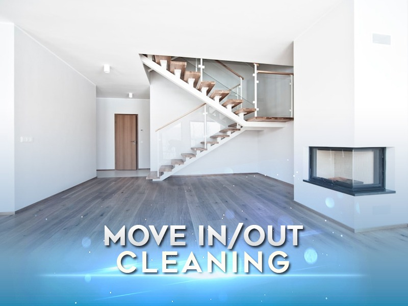 Move in/out Cleaning Services St. Albert